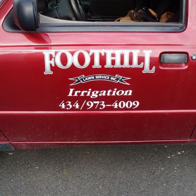 Foothill Lawn Service Inc. & Irrigation