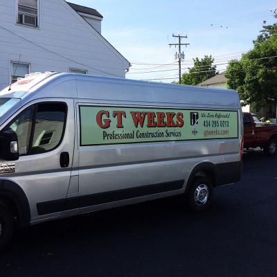 G.T. Weeks Professional Construction Services